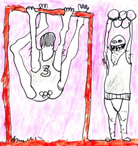 Sportuojam