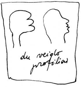 Du veido profiliai