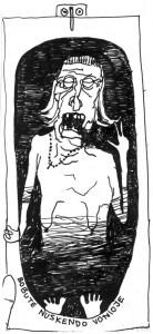 Bubutė nuskendo vonioje