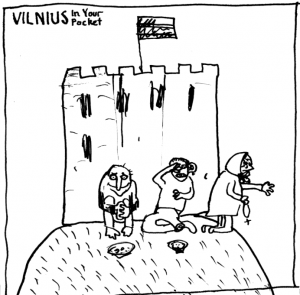 Vilnius in Your Pocket (II)
