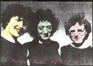 Martynui Mankui Tū Jū 1996