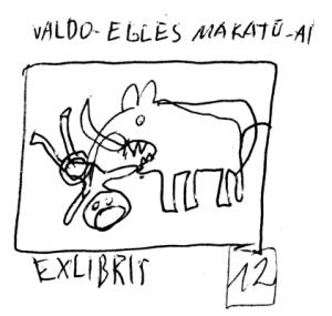 Valdo-Eglės makatūrai