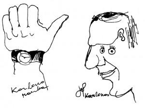 Karlono ranka